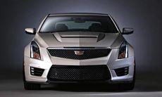 Cadillac ATS-V Coupé – bilder och fakta