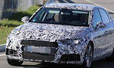 Spion: Audi A4 närmar sig – premiär nästa år