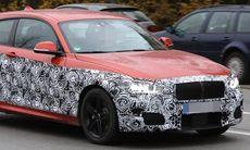 Spion: BMW 1-serie blir snyggare – och trecylindrig