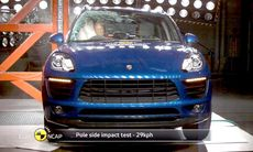 Euro NCAP: Nya toppbetyg – men Opel Corsa och Mini får skämmas