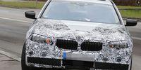 Spion: BMW 5-serie – nu är det slut på testmulor
