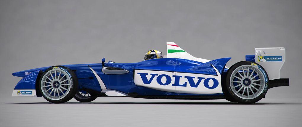 Volvo redo för ny motorsportsatsning: Formula E