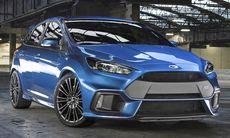 Officiell: Nya Ford Focus RS – tuffare än någonsin