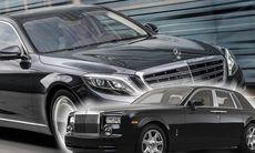 """Rolls-Royce: """"Maybach är inte en konkurrent till oss"""""""