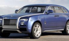 Rolls-Royce bekräftar: Det kommer en suv
