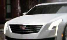 Cadillac smygvisar CT6: Nytt försök i stora lyxklassen