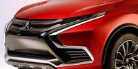 Mitsubishi XR-PHEV II är snyggare och sportigare än Outlander
