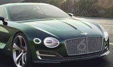 Bentley överraskar med nya konceptbilen Exp 10 Speed 6