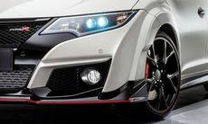 Honda Civic Type R: Nu är den officiell