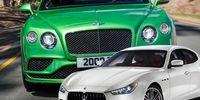 Lyxbilar säljer som aldrig förr – Bentley och Maserati bland vinnarna