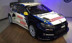 VW presenterar satsning på VM i rallycross