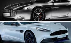 Aston Martin anklagar Fisker för plagiat med nya Thunderbolt
