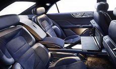Lincoln Continental är läckraste konceptbilen på New York-salongen
