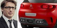 """Citroënchefen: """"Vi vill inte ha aggressiv design"""""""