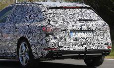 Spion: Audi A4 Avant blir sportigare – och S4 är redan på gång