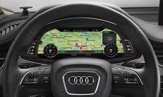 Audis superexakta kartor ska hjälpa dig spara bränsle