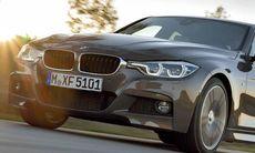 Officiell: BMW 3-serie får ett lyft – lite snyggare, lite dyrare