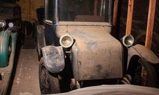Tidsmaskinen: Ovanliga bilar hittade i Texas – kan säljas för sex miljoner