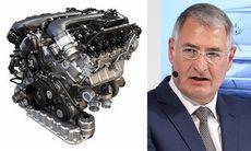 Volkswagens nya motorer: Superstark trepip och helt ny W12-motor
