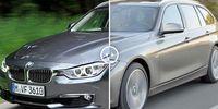 BMW 3-serie facelift – här kan du se nyheterna