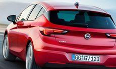 Opel Astra – nya generationen är snyggare och modernare