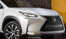 Nya suven från Lexus populär bland biltjuvar