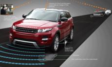Land Rover utvecklar en potthålsvarnare