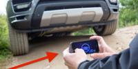 Land Rover får teknik från Bondfilmerna: Styr bilen med en app