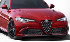 Alfa Romeo Giulia är här med 510 hk turbo-V6