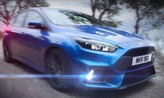 Ford Focus RS får 350 hk och 470 Nm med overboost