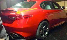 Avslöjad – här är helt nya Alfa Romeo Giulia