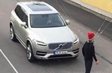 Så överlägsen är Volvo XC90 i autobromstestet