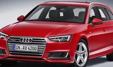 Officiell: Audi A4 kommer i helt ny generation