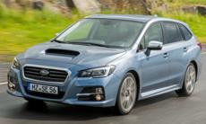 Subaru Levorg: Ny sportkombi med turbo-Boxer