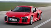 Motorljud: Så låter nya stygga Audi R8 V10