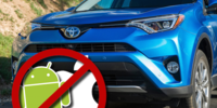 Toyota vägrar både Apple Carplay och Android Auto