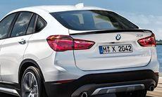 BMW X2 närmar sig premiär – så kan den se ut