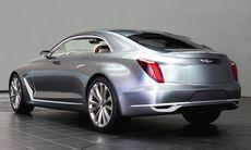 Hyundai Vision G Coupe gör som Volvo – ger spartansk lyx
