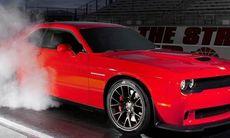 Nya ryktet: Dodge och Jeep dödar alla starka V8-modeller