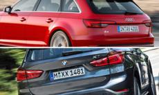 BMW och Audi härmar Mercedes knep för att sänka vikten