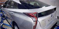 Nya Toyota Prius avslöjad i förtid – helt omaskerad