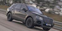 Bentley Bentayga är världens snabbaste suv – toppar 301 km/h