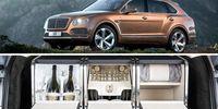 Bentley Bentayga – lyxigast, mest exklusiv och snabbast