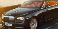 Rolls-Royce Dawn – en öppen och superläcker version av Ghost