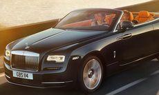 Rolls-Royce Dawn – en öppen och superläcker version av Ghost