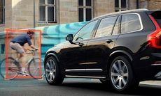 Tio biltillverkare ska ha autobroms som standard – Volvo är med