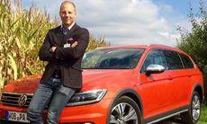 """Volkswagen Passat Alltrack: """"Så bra att jag blir irriterad"""""""
