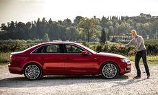 """Vi provkör: Nya Audi A4 övertygar på alla områden – en """"A8 Light"""""""