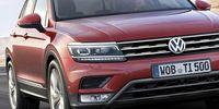 Officiell: Här är nya Volkswagen Tiguan – kommer som laddhybrid