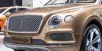 Bentley Bentayga har en klocka som kostar 1,2 miljoner kronor